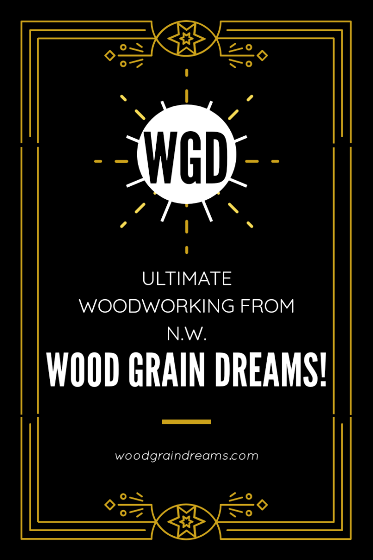 Advertisement for wood grain dreams co.